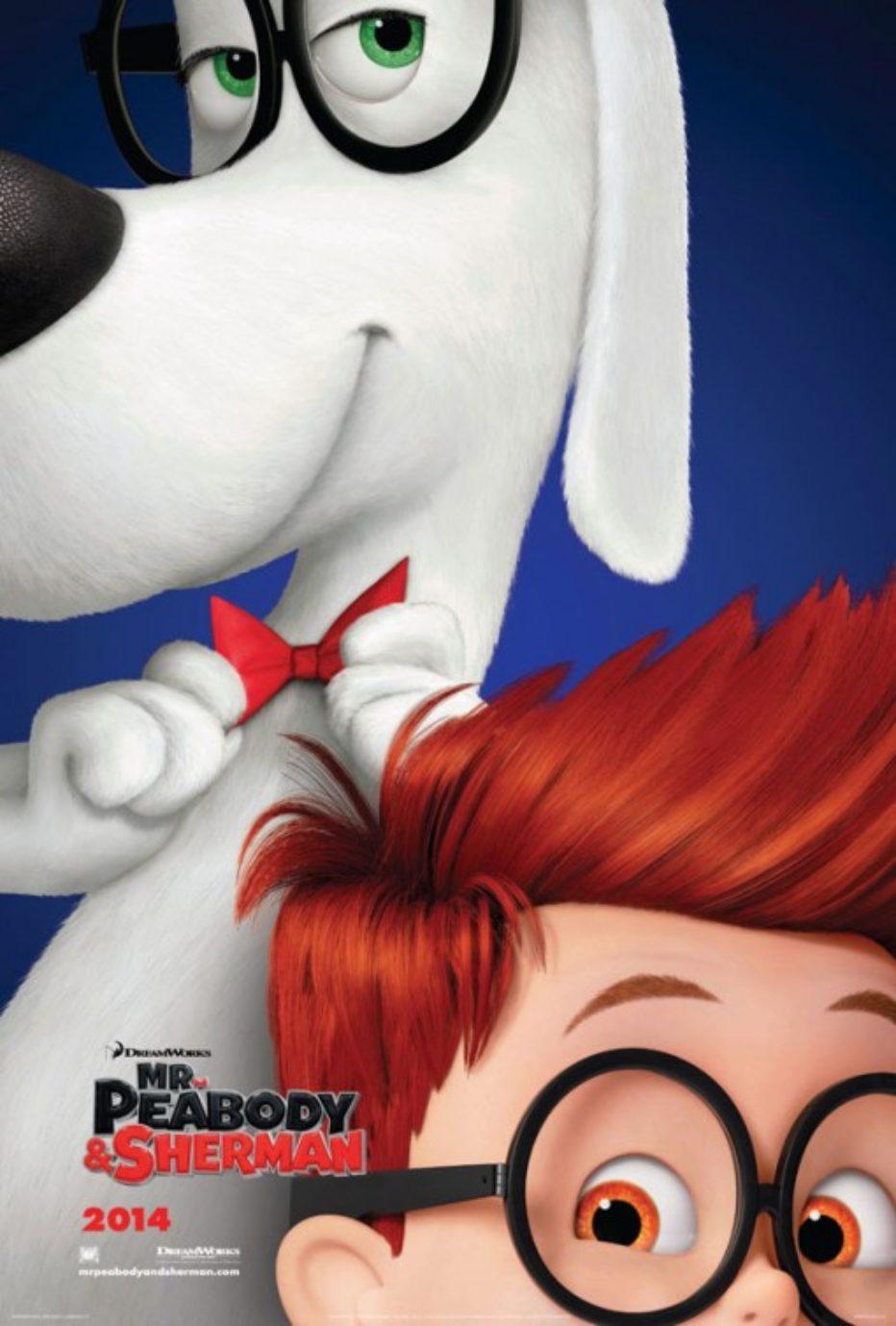 Trailer de Las aventuras de Mr Peabody y Sherman
