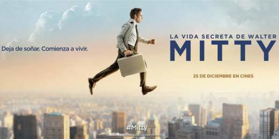La vida secreta de Walter Mitty: divertida, pero no tan épica.
