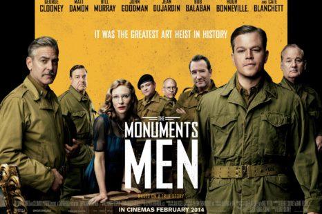 SuperBowl: The monuments men