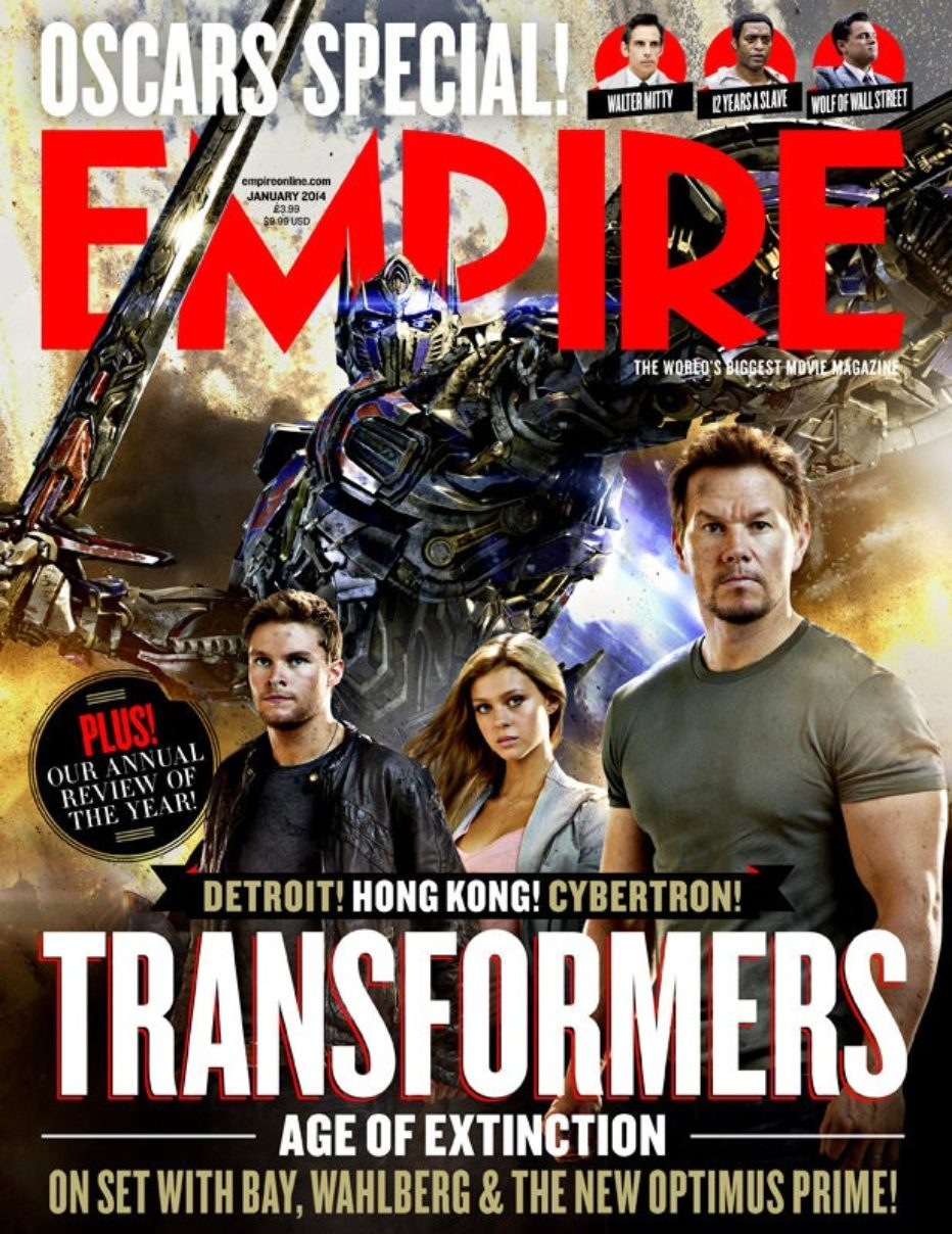 SuperBowl: Transformers Age of extinction
