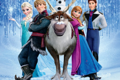WOW! Let it go interpretada por personajes Disney (y Pixar)