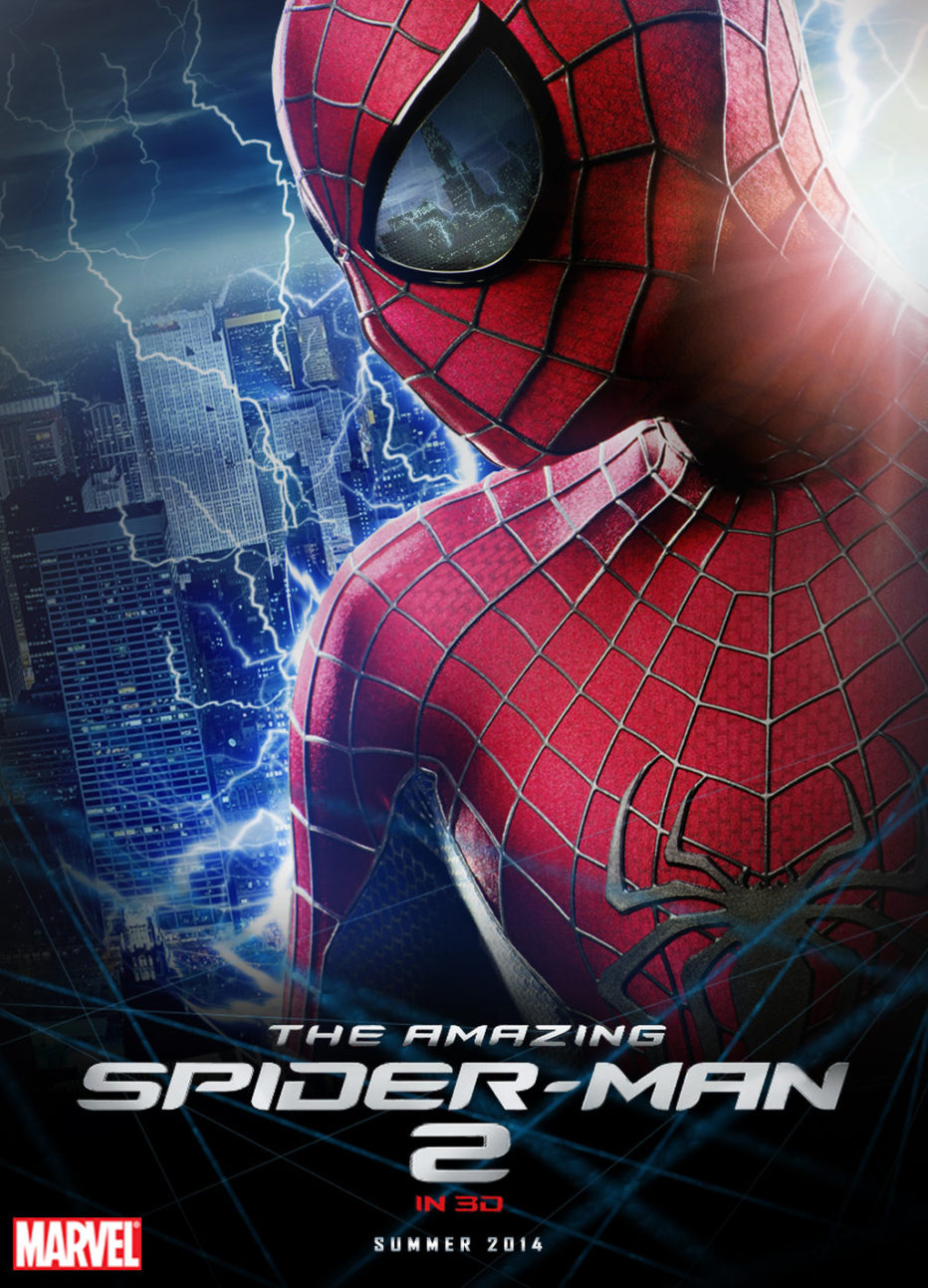 La elecrizante The Amazing Spiderman 2