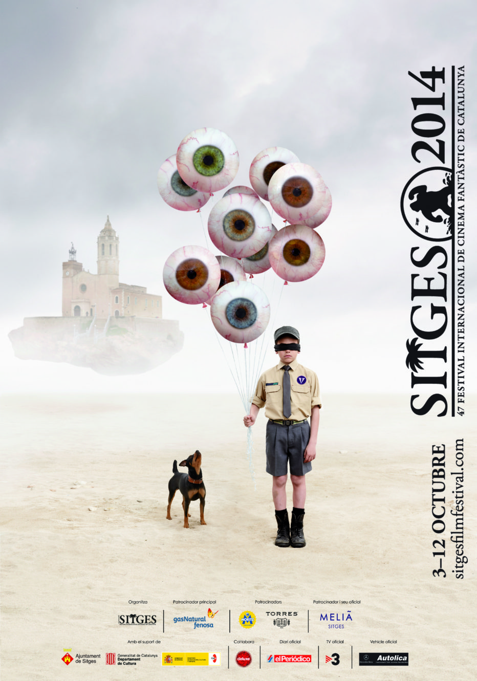 Sitges 2014: Kotcheff, Campusano, German, Hillcoat, Aoyama, Sofian y Cannon Films, protagonistas de Seven Chances