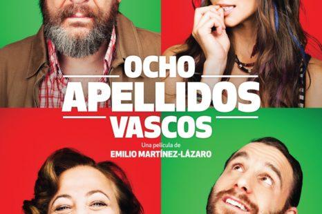 «Ocho apellidos vascos» prevé convertirse hoy en la película en castellano más taquillera del cine español