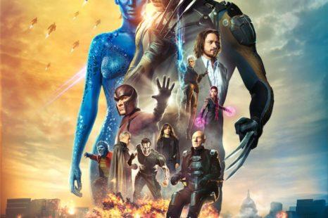 Nuevo trailer de X-men Days of the Future Past. Slurp