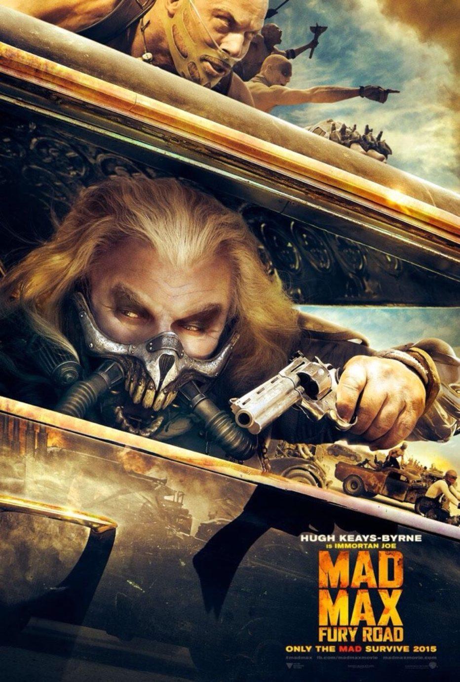Nuevo trailer de Mad Max: Fury Road. Wow. No, en serio: WOW