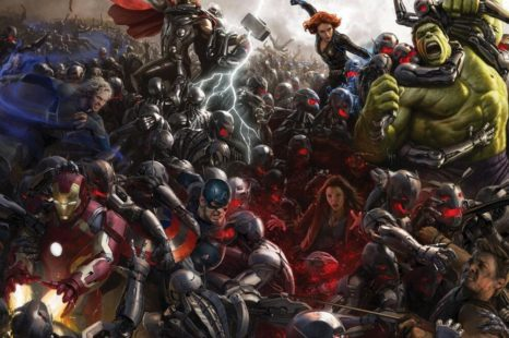 Primer trailer de Marvel's Avengers: Age of Ultron