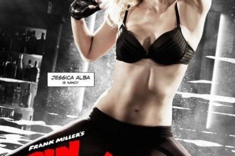 Sin City: una dama por la que matar. El red band trailer de la comic con