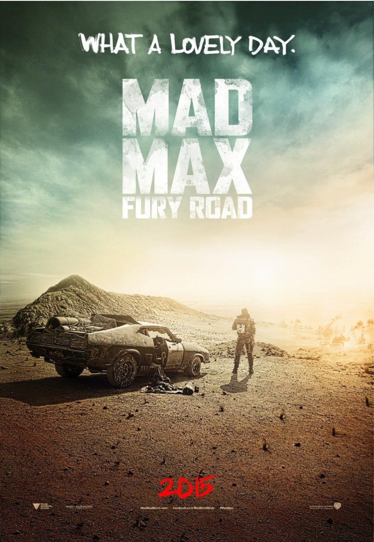 Comic-con '14: posters de Ant-man y Mad Max Fury Road