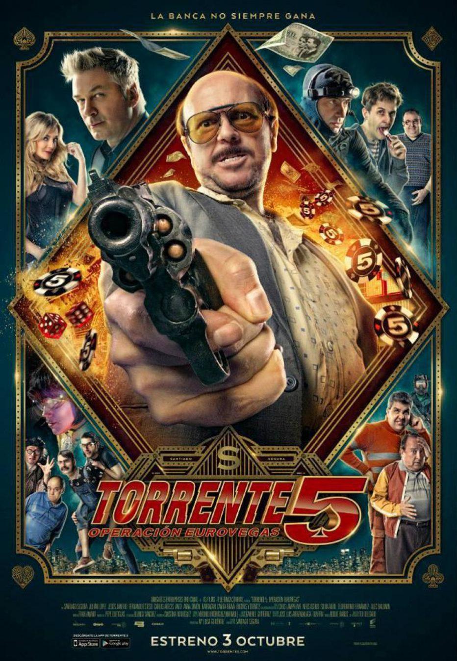 Torrente 5: operación retorno