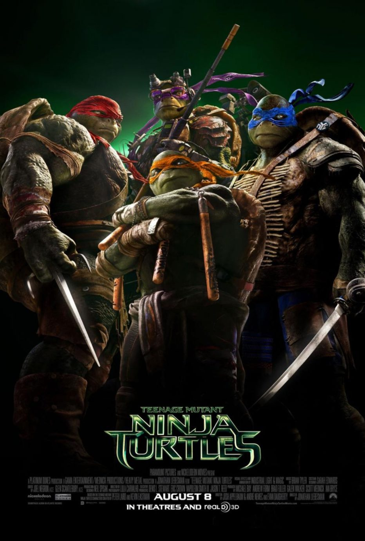 Ninja Turtles: ¿sí? ¿seguro?