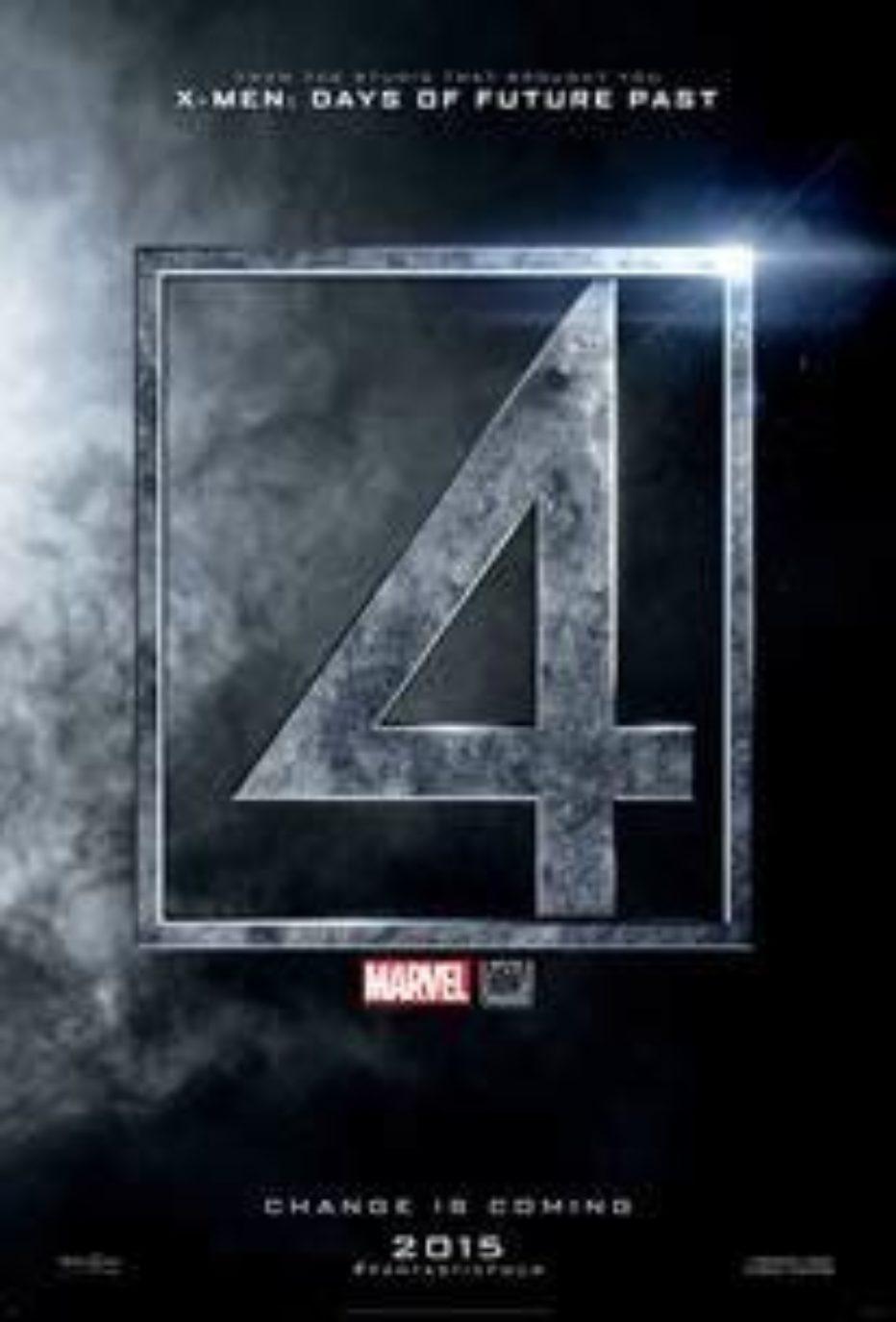 Primer teaser del reboot de Los 4 fantásticos