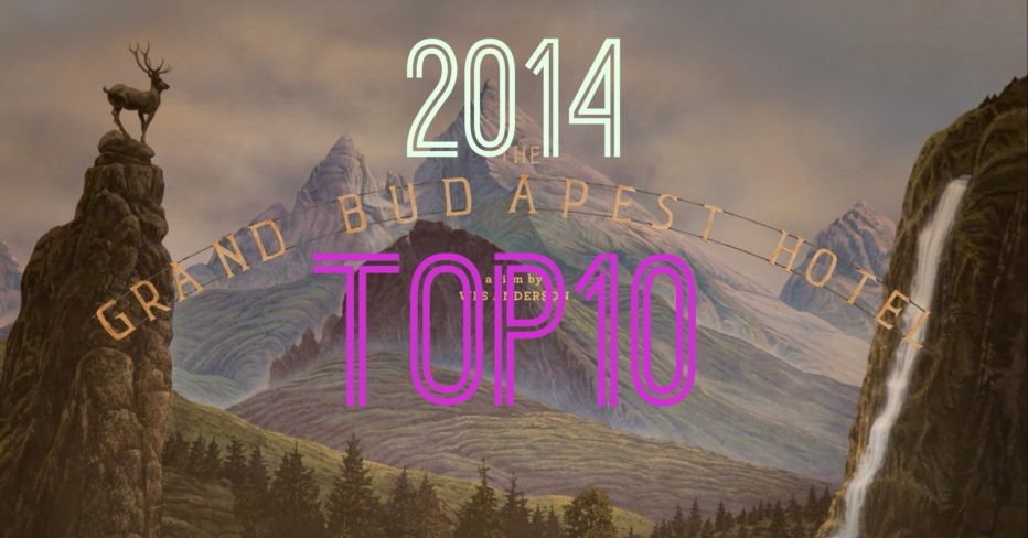 TOP TEN 2014 BY The Captain