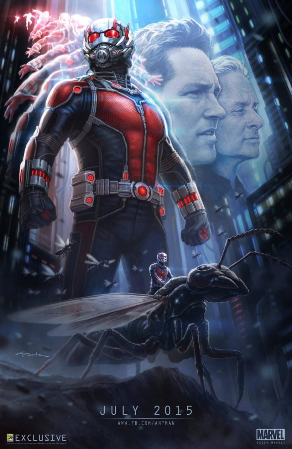 Primer trailer de Ant-Man