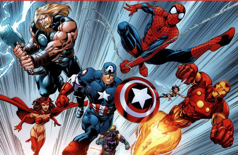 Spider-man formará parte del universo Marvel de cine