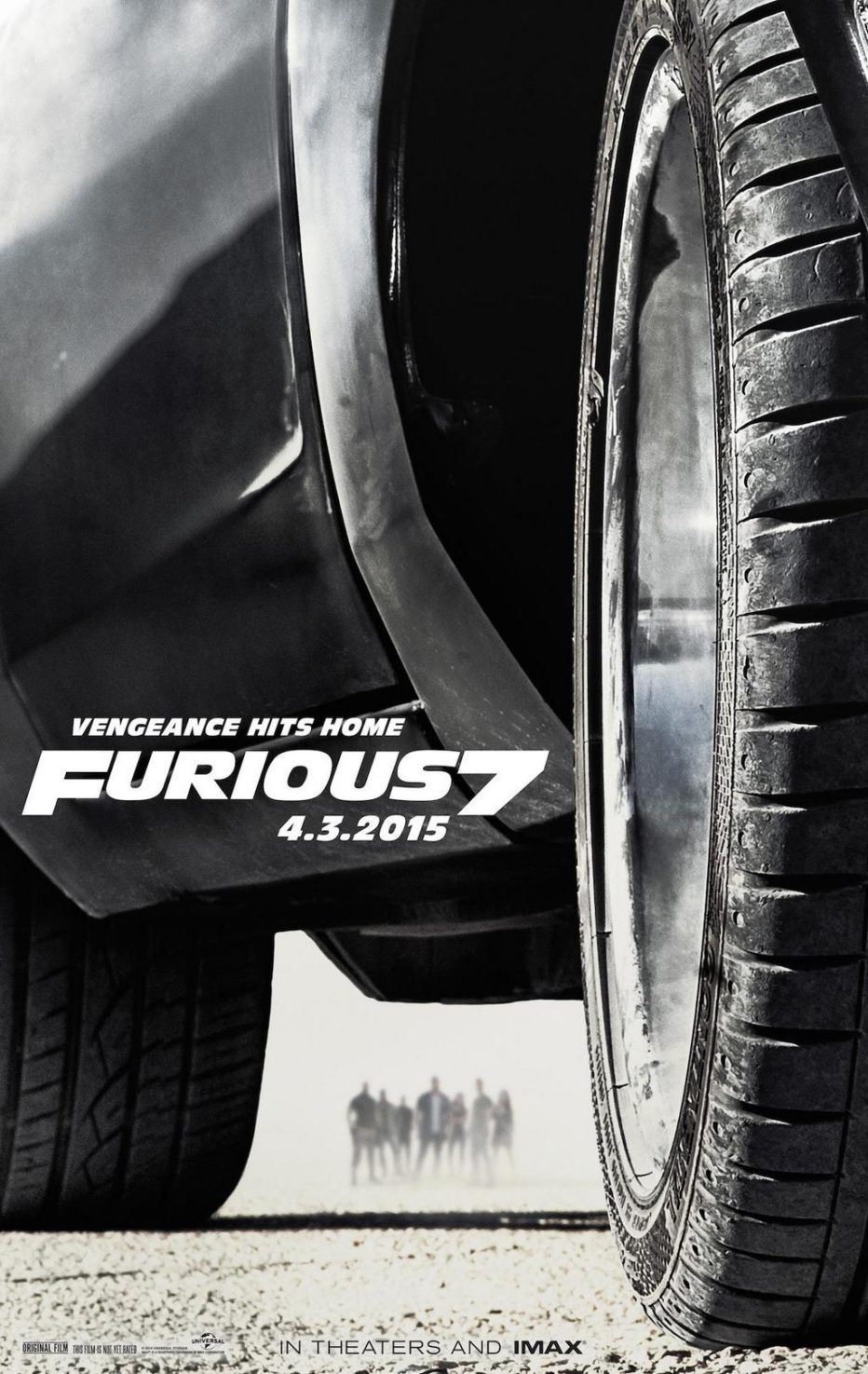 Superbowl 2015: Furious 7 spot