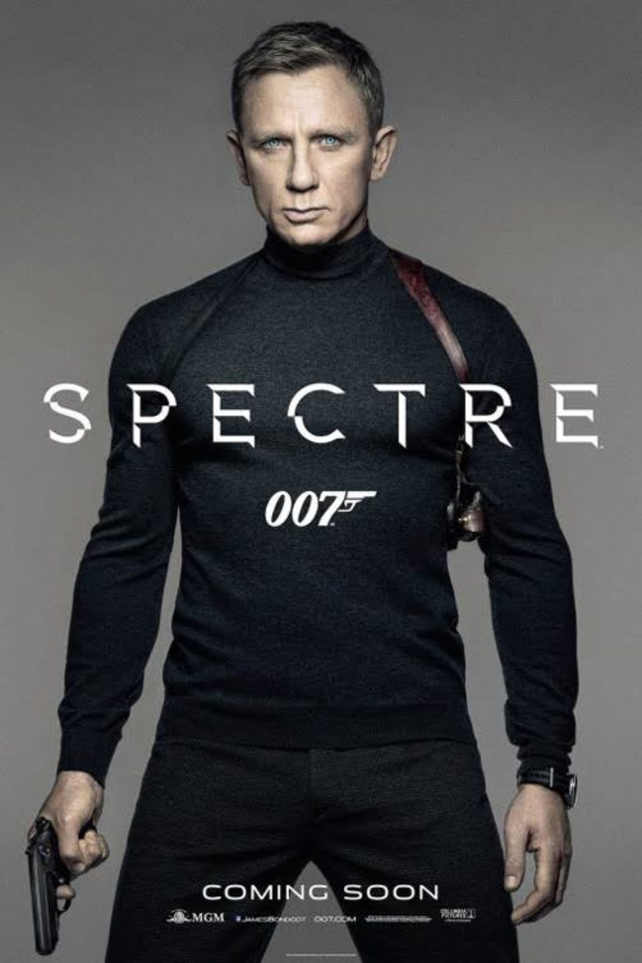 Trailer de James Bond: Spectre