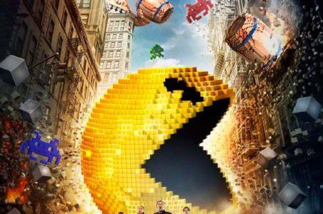 Pixels: Arcade nos ataca