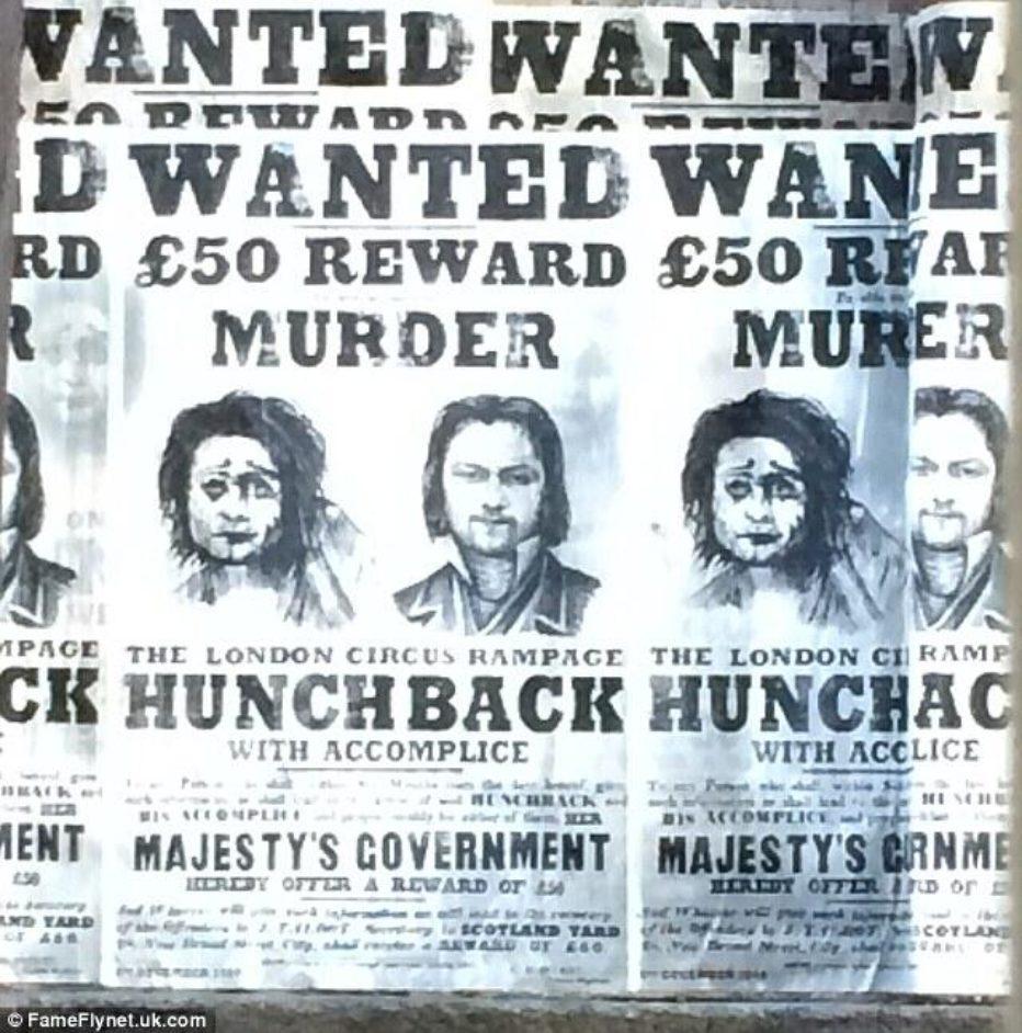 Trailer de Victor Frankenstein con McAvoy y Radcliffe