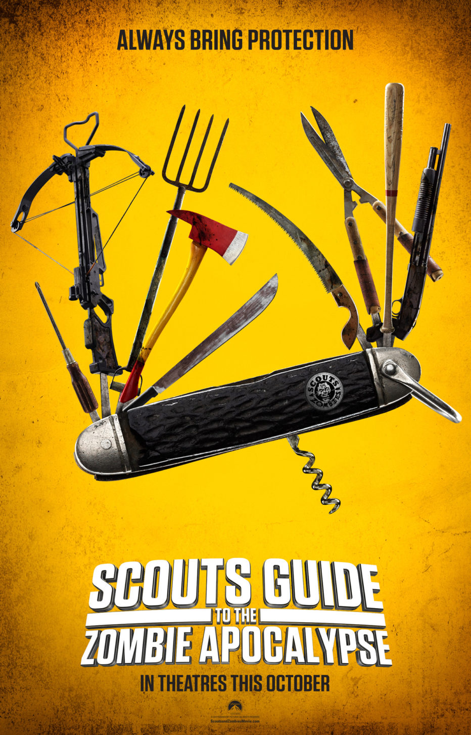 Trailer de Scouts Guide to the Zombie Apocalypse