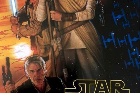 Primer poster de SW : The force Awakens y primera imagen de Rogue one