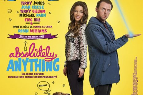 Absolutely Anything #Sitges2015