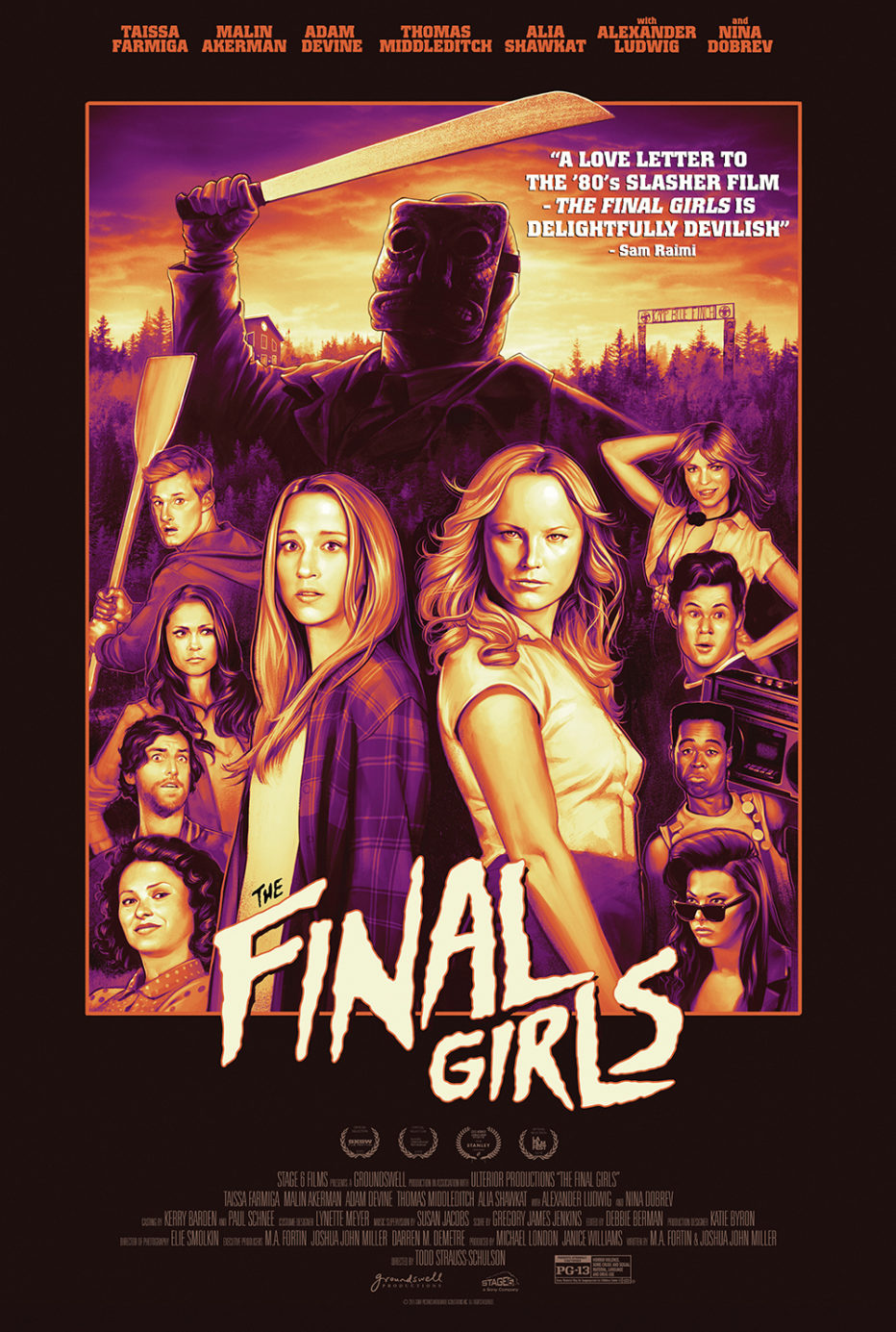 The final girls #Sitges2015