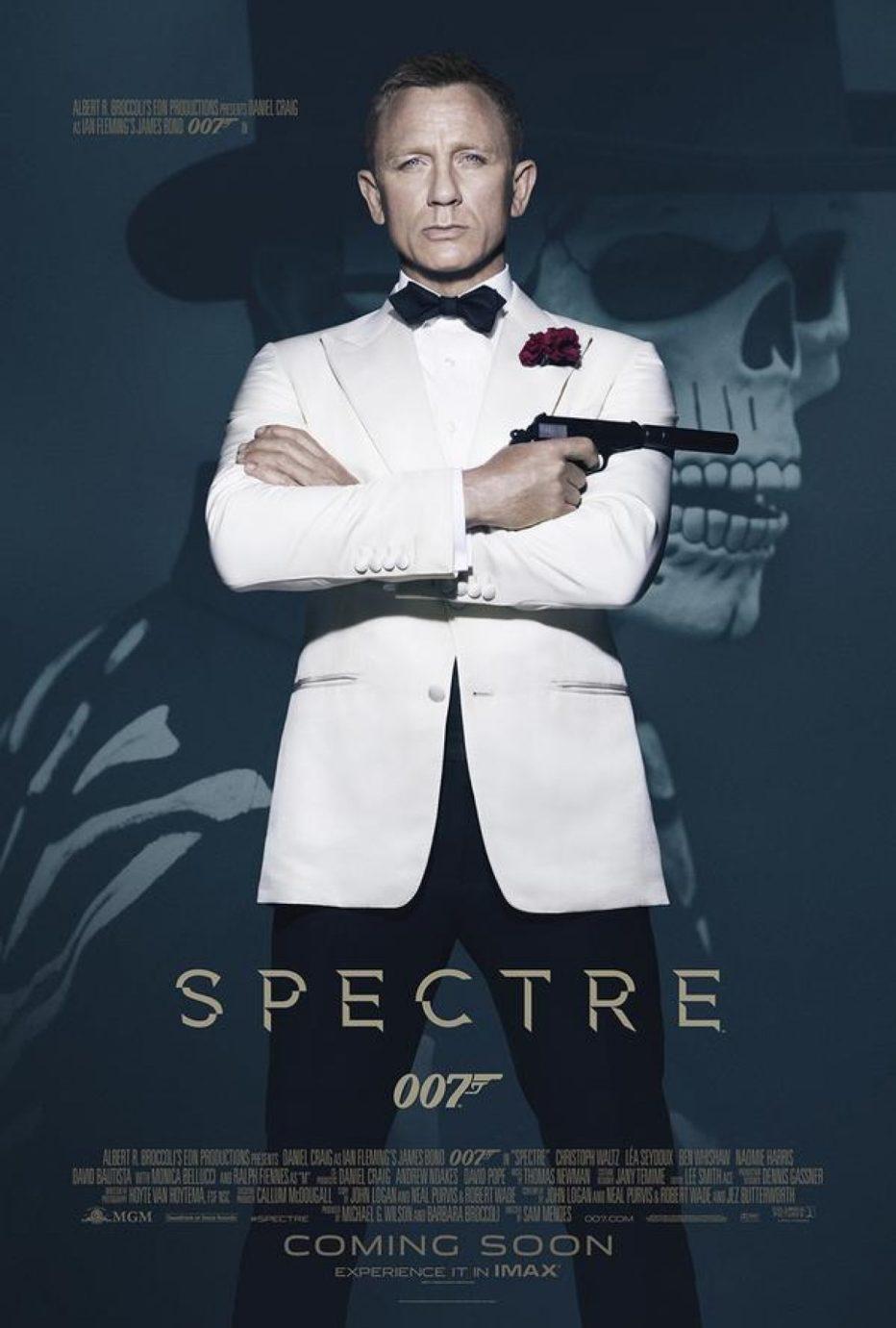 Spectre o la némesis de Bond