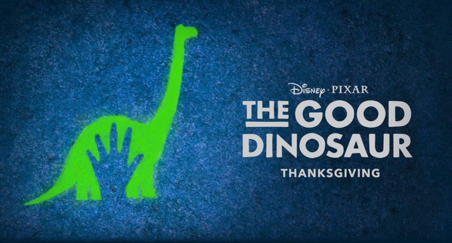 Segundo trailer de El viaje de Arlo [The Good Dinosaur]