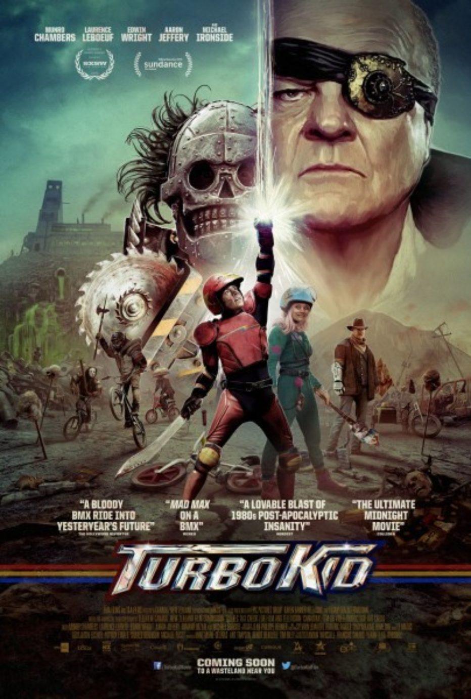 Turbo Kid #Sitges2015