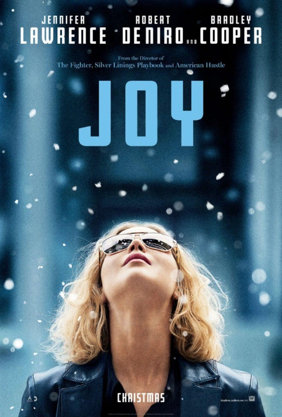 Joy, desgracia y constancia