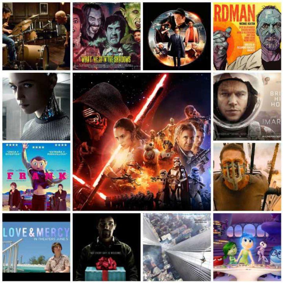 Mi Top 10 de 2015: las imprescindibles