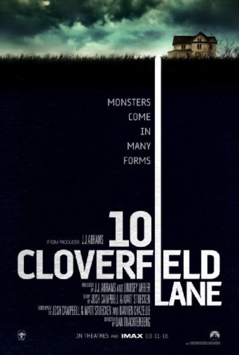 Super Bowl '16: 10 Cloverfield Lane Tv Spot