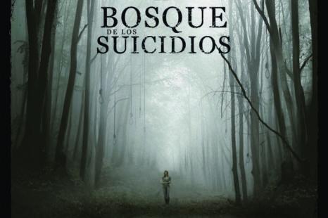 El bosque de los suicidios: terror convencional