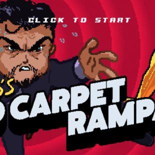 Ayuda a DiCaprio a ganar el Oscar con Red Carpet Rampage