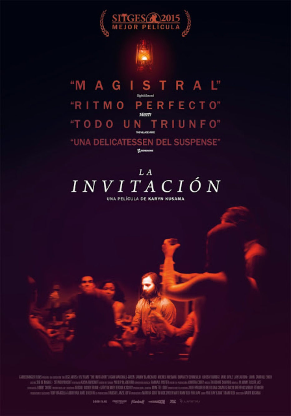 La invitación: una fiesta tensa