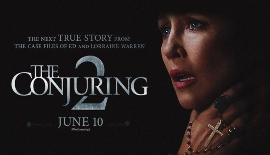 Segundo trailer de The Conjuring 2 (Expediente Warren 2)