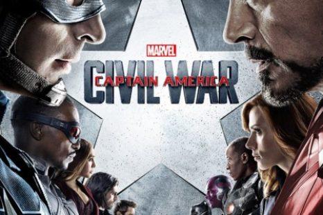 Capitán América: Civil War, Los Vengadores divididos