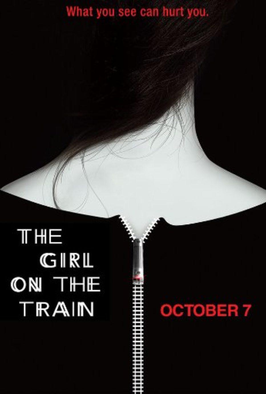 Trailer de La chica del tren