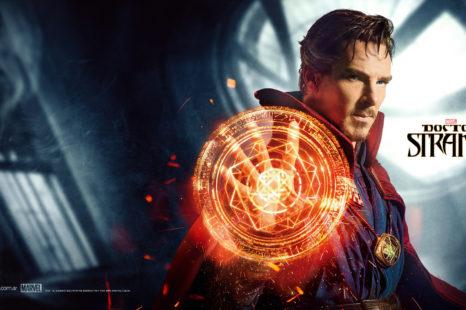 Teaser trailer de Doctor Strange