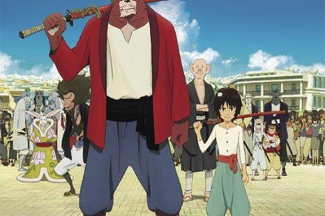 El niño y la bestia: por cosas como esta nos encanta el anime