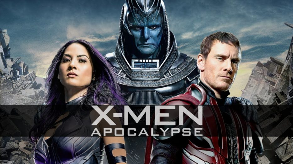 Trailer final de X-men: Apocalipsis