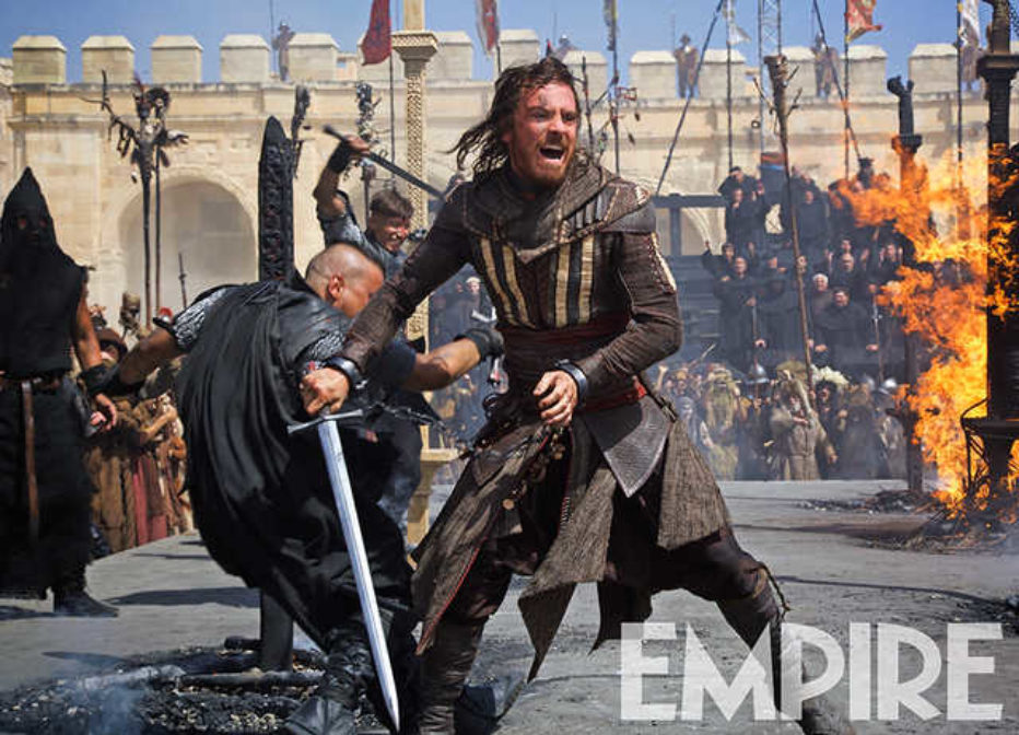 Trailer de Assassin's Creed, con Michael Fassbender