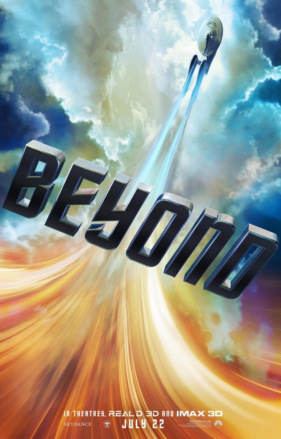 Segundo trailer de Star Trek: Beyond