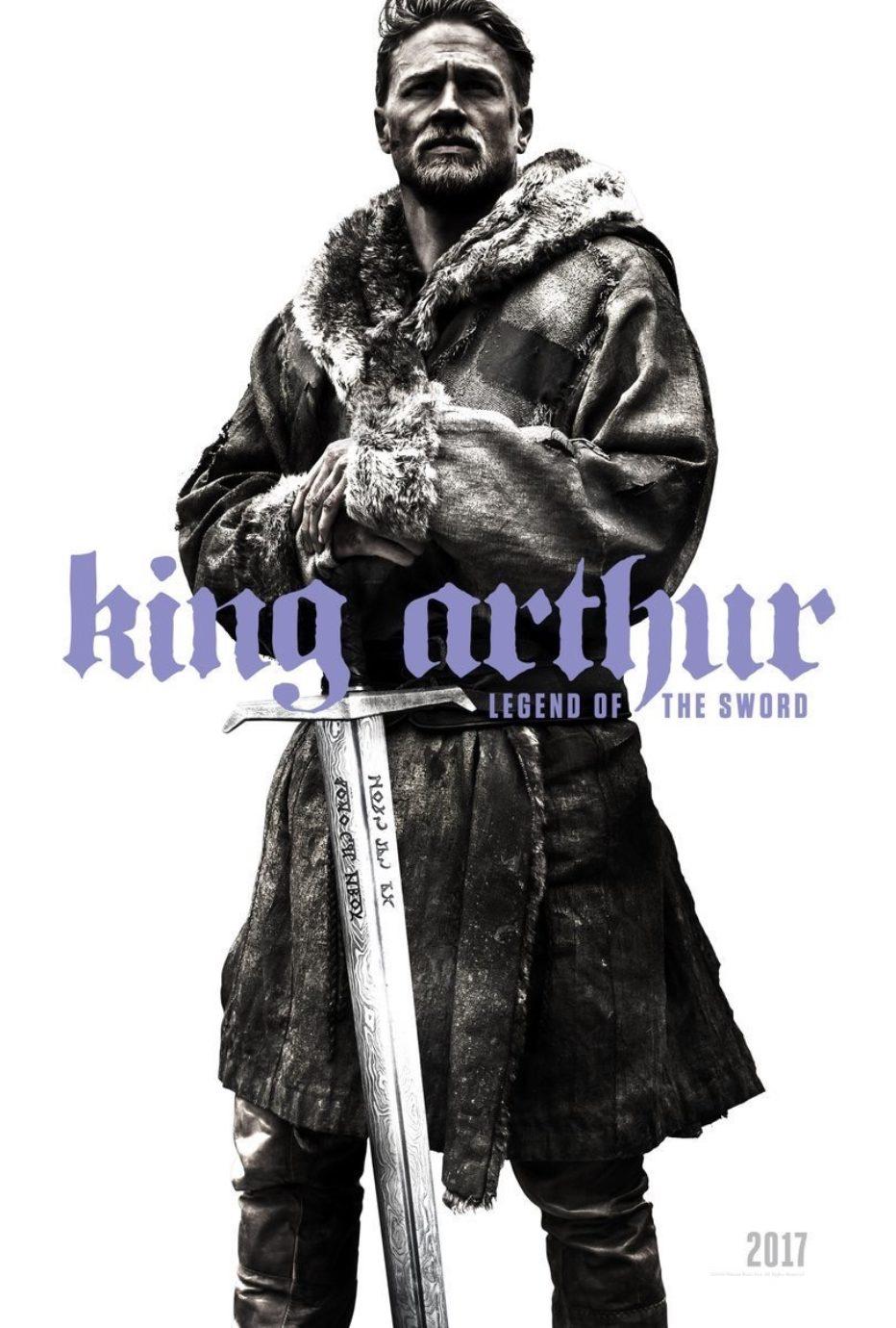 #SDCC: Trailer de Rey Arturo: La leyenda de la espada de Guy Ritchie