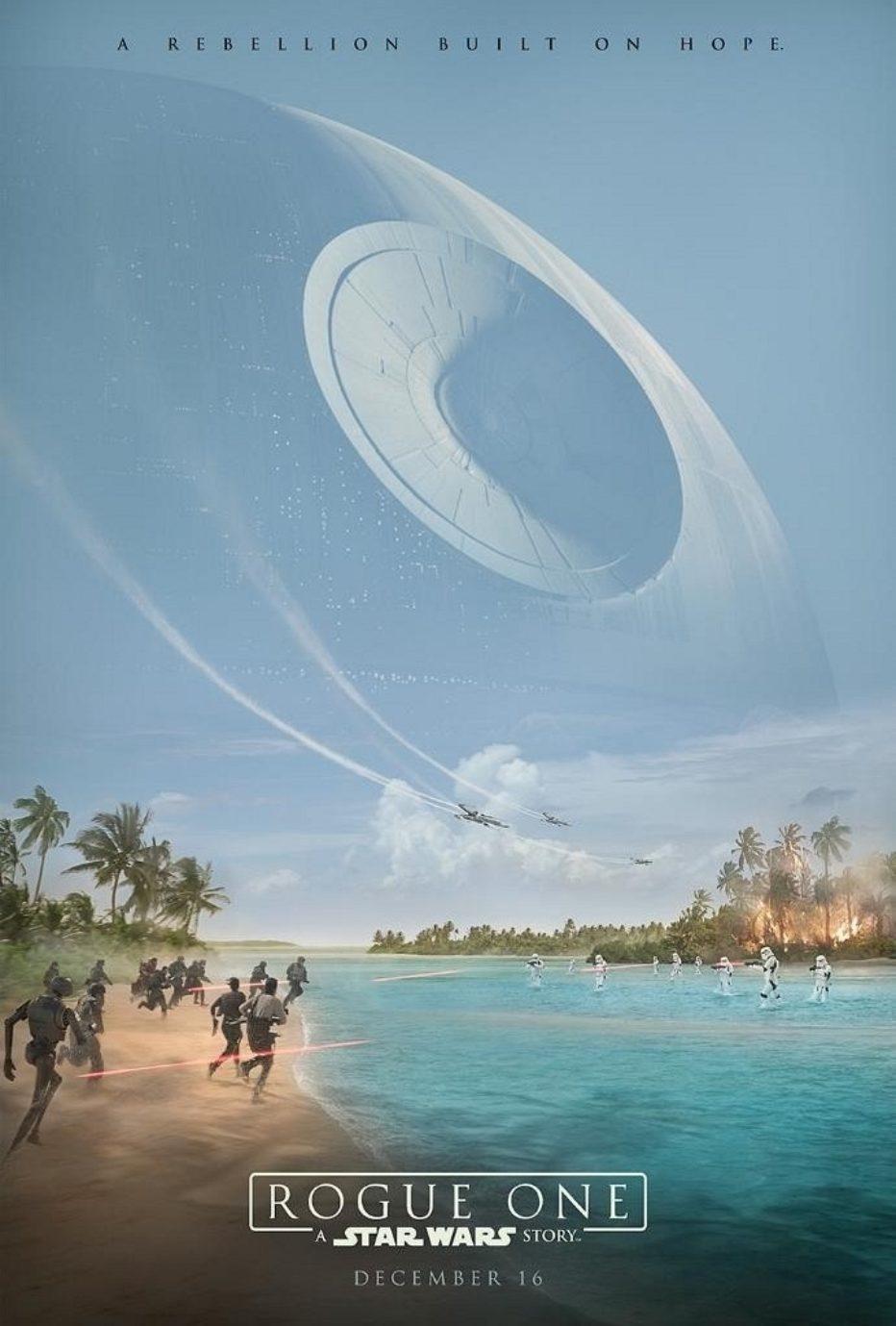 Poster y Reel de celebración de Rogue One: Una historia de Star Wars