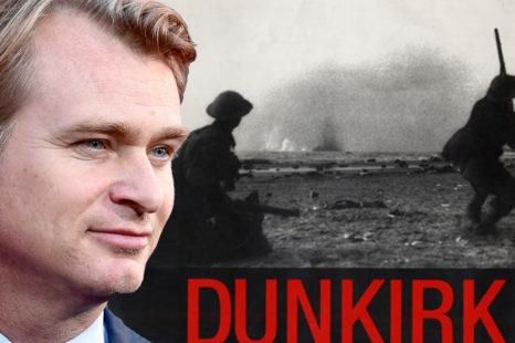 Teaser de Dunkirk: lo nuevo de Christopher Nolan