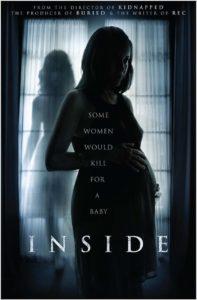 "Poster de la película ""Inside"""