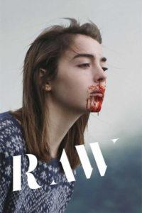 "Poster de la película ""Raw"""