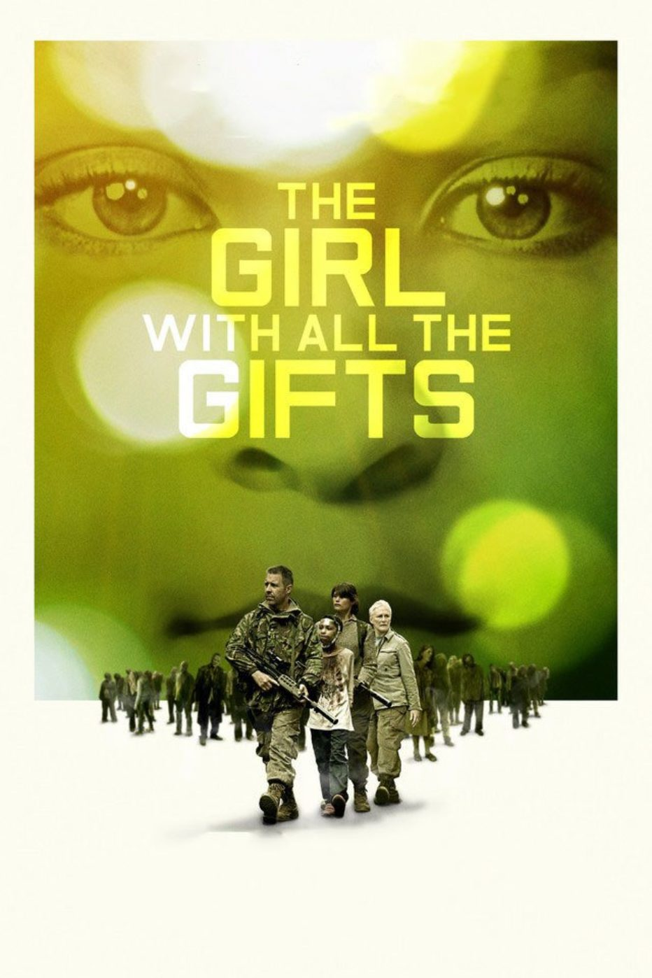 Melanie. The Girl with All the Gifts #Sitges2016